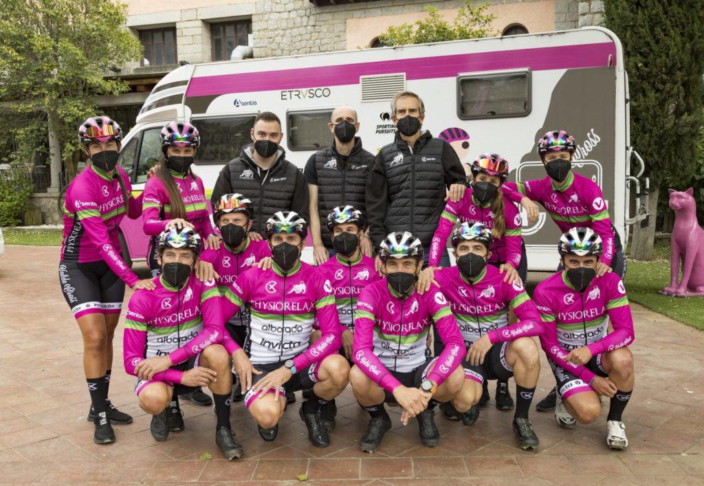 La escuadra madrileña de ciclocross sigue creciendo y se refuerza con una nueva sección femenina