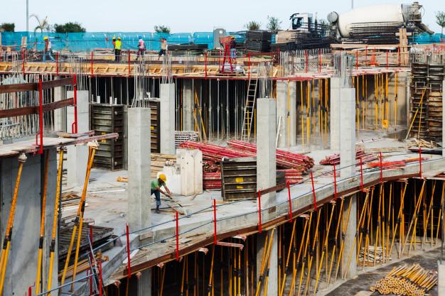 Los costes de construcción aumentan casi un 10% en seis meses